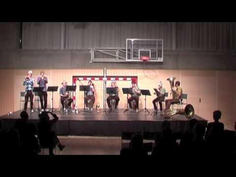 Blech Brass Brothers live in Feldkirchen 2011
