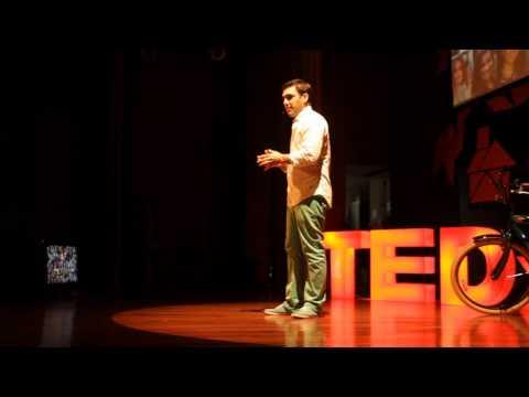 - critica, + accion - sostenibilidad ciudadana creativa: David Montero Jalil at TEDxVillaCampestre