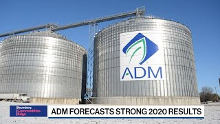 Crop Giant Adm Gets Biodiesel Lift As Nutrition Bet Pays Off