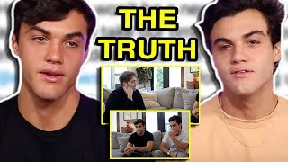 THE DOLAN TWINS CONFESS TO SHANE DAWSON