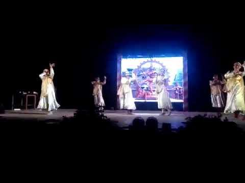 Dheem ta dare song dance by St denis school girls