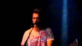 "Andy Grammer ""Keep Your Head Up"" NYC 02/10/12"