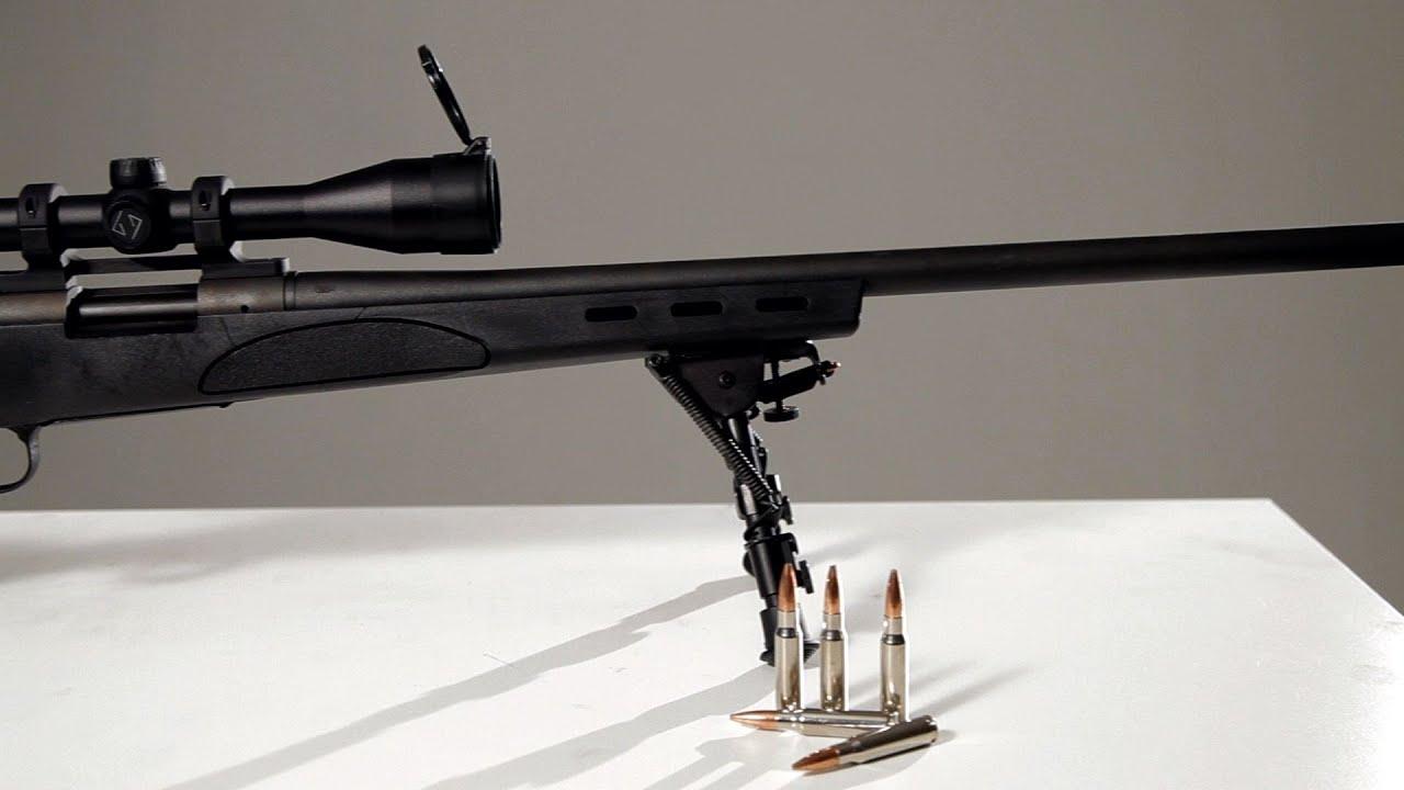 Assemble & Disassemble a Remington 700 | Gun Guide