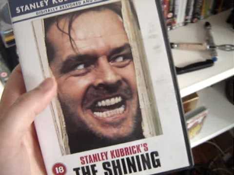 My DVD Collection - Scary / Horror Movies...