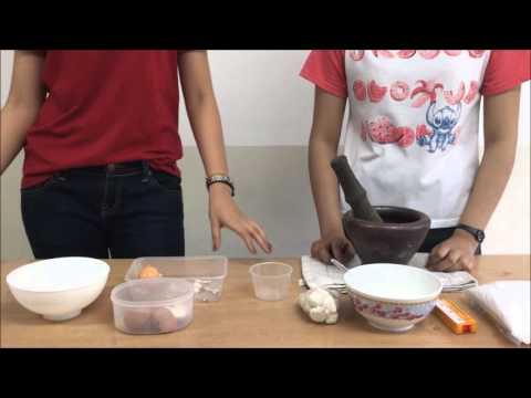 Eggshell Chalk [SCIENCEPROJECT]