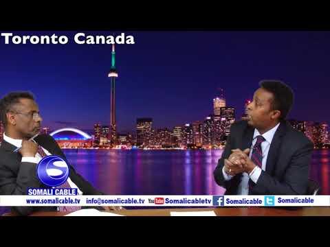 Todobaadka iyo Toronto  Maxamed Daahir Xasan