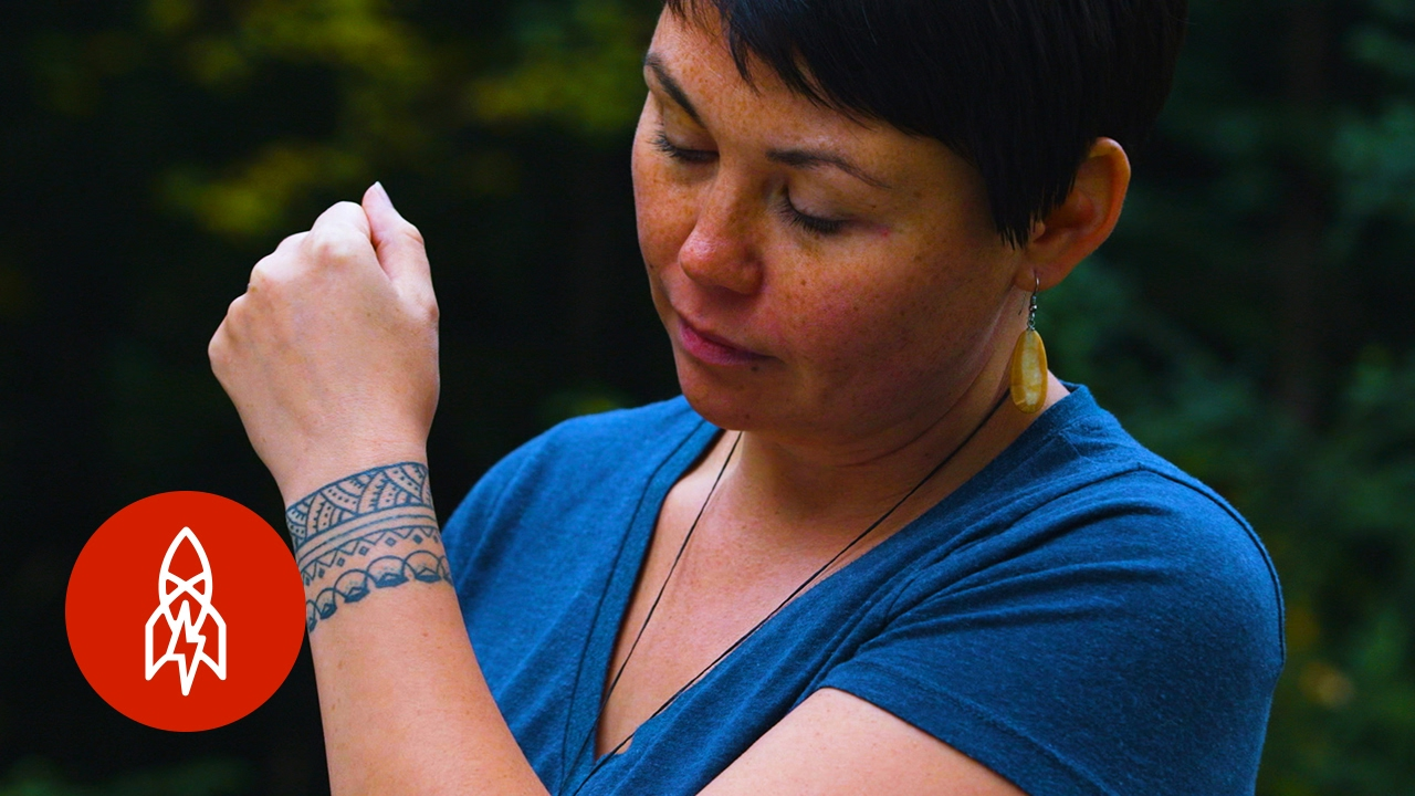ancient ink reborn revitalizing traditional inuit tattooing youtube
