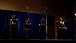 I found some more video from our show at Metrocon 2009. This is jus...