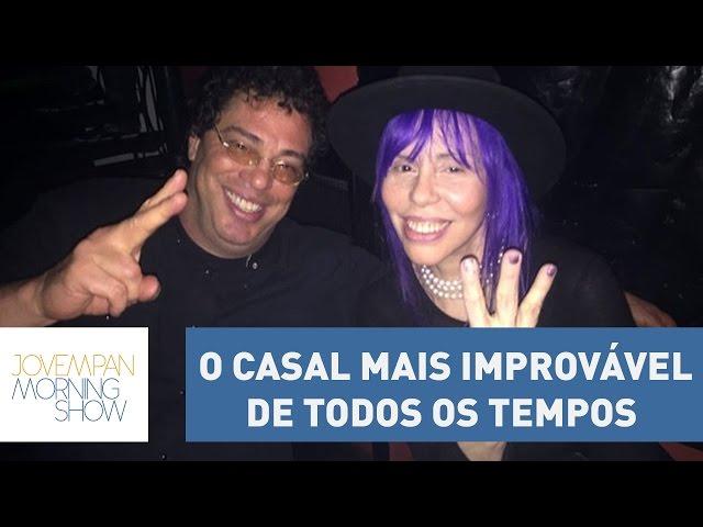 Casagrande e Baby do Brasil estão namorando | Morning Show
