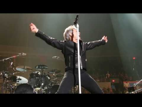 Bon Jovi - Knockout - Chesapeake Energy Arena - Oklahoma City - Feb 2102017 020