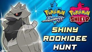 Shiny Corviknight Hunt!   Pokemon Sword