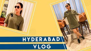 Did you know I did this in Hyderabad?! | Gauahar Khan