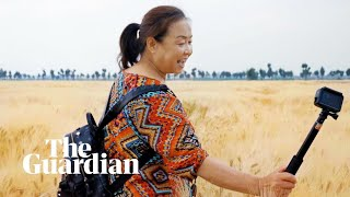 China's feminist Nomadland: The grandma who left an abusive husband for the open road