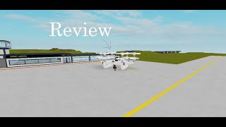 Drone Review | Plane Crazy | ROBLOX