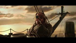 """Эпизод  фильма """"Пираты Карибского моря"""" -Какое тошнотворное зрелище!"""