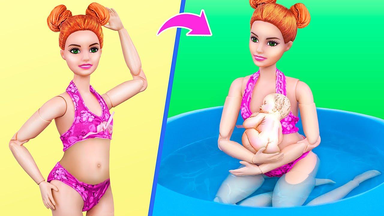 10 Diys Barbie e Lol Surpresa  / Ideias Hospitalares para Boneca