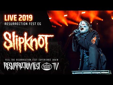 Slipknot - Live at Resurrection Fest EG 2019 (Viveiro, Spain) [Pro-Shot, Full Show]