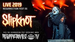 Slipknot - Live at Resurrection Fest EG 2019 (Viveiro, Spain) [Pro-Shot, Full Show]