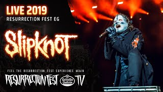 Slipknot - Live at Resurrection Fest EG 2019 (Vive...