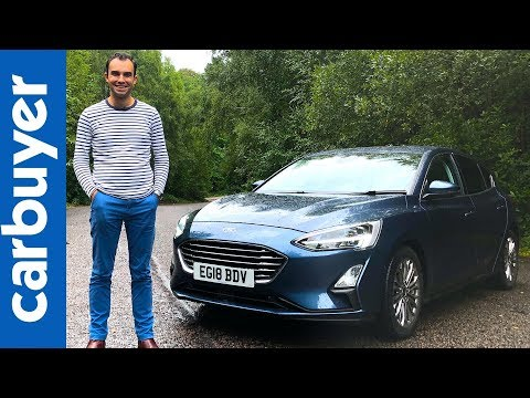 Ford Focus 2019 in-depth review - Carbuyer