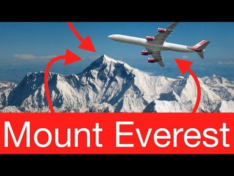 Flying To MOUNT EVEREST in Flight Simulator