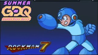 Mega Man 7 by almondcity in 42:13 - SGDQ2018