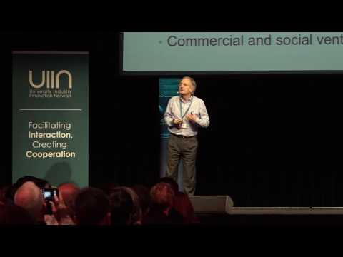 """Professor Mike Wright - """"Academic Entrepreneurship & University Spin-Offs"""""""