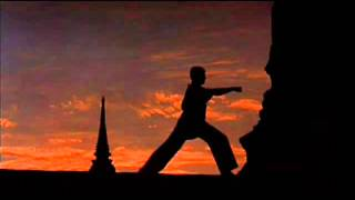 """A Beautiful Soundtrack """"Eagle Lands"""".....from the MV 'The KickBoxer' !"""