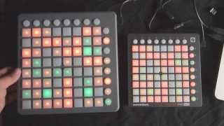 Novation Launchpad Mini Unboxing, Review, and Comparison