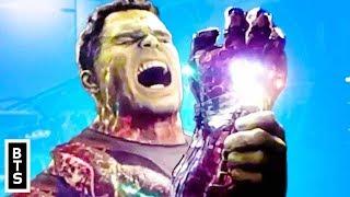 Avengers Endgame: Reversing The Snap Has Dark Consequences