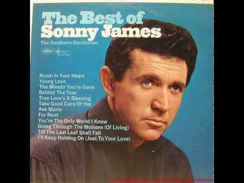 Sonny James - Young love (1956)