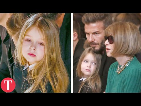 20 Strict Rules David And Victoria Beckhams Kids Must Follow