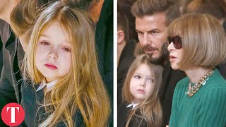 20 Strict Rules David And Victoria Beckham