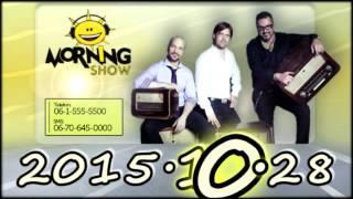Class FM Morning Show Adás 2015 10 28 [Szerda] Csula-fa, Beégett pillanatok, Valódi méz teszt