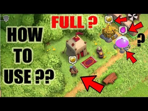 (HINDI) HUGE NEW UPDATE Clash Of Clans March 2018 UPDATE Trader, New Magic Items ??
