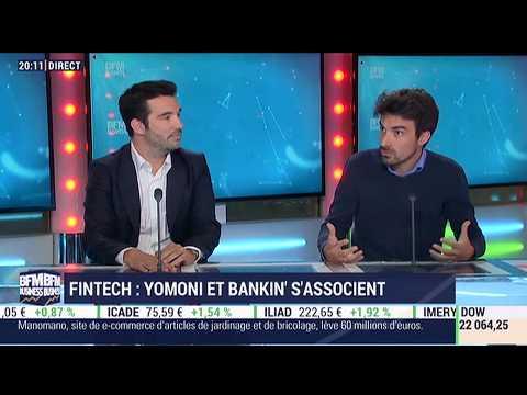 Yomoni & Bankin' participent à Tech&Co
