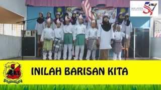 INILAH BARISAN KITA - KOIR 5 GELIGA SK KEBUN BAHARU 2014