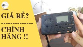 Đánh giá đài FM chính hãng giá rẻ | Đài radio tốt nhất tầm giá? | Trung Vlogs screenshot 2