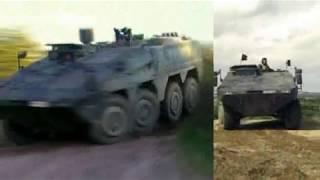 Krauss-maffei Wegmann (kmw) & Rheinmetall Defence - Boxer Armoured Personnel Carrier (apc)