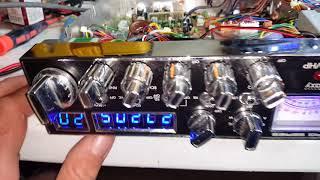 Big boy DX 98vhp 4p amp board for a customer