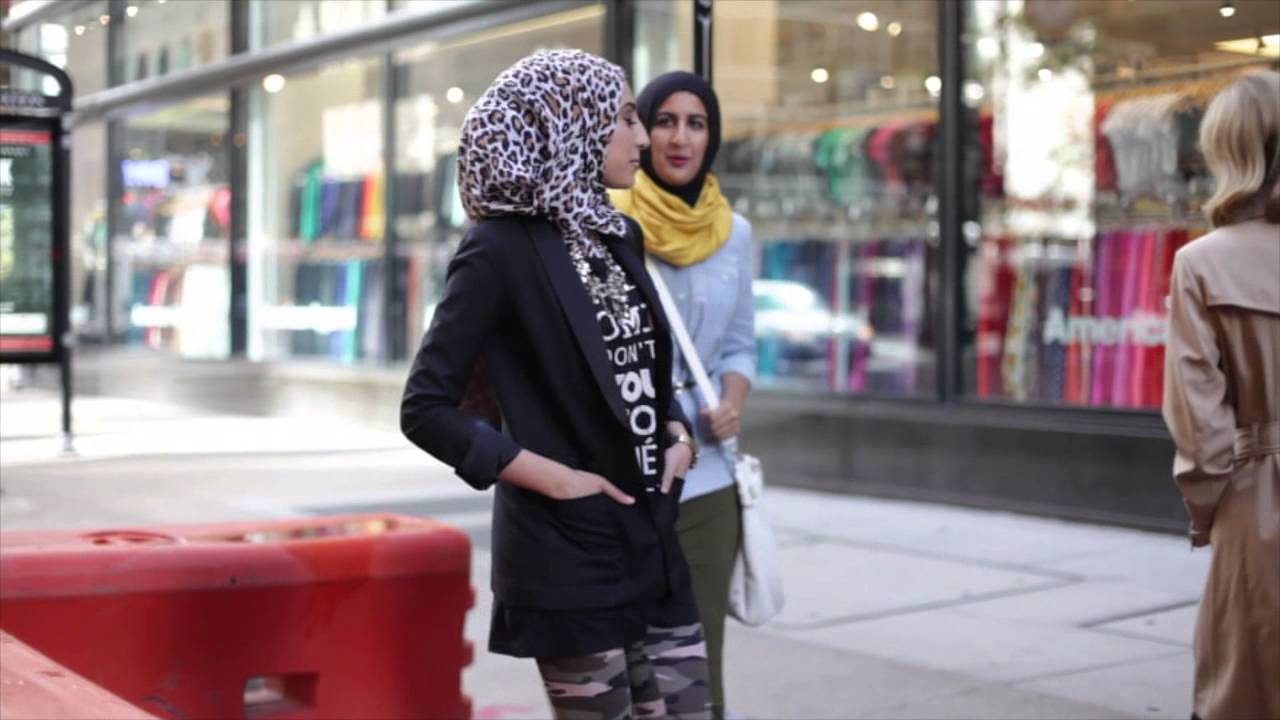 Modest Street Fashion Chicago October 2013 Youtube