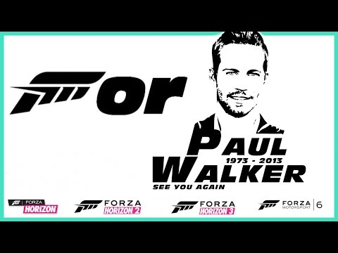 For Paul | A Cinematic Paul Walker / Brian O