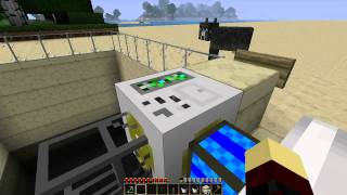 Repeat youtube video BuildCraft Part3-Oil and pump tutorial
