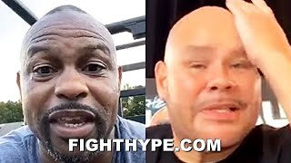 I F*CKED UP - ROY JONES JR. & FAT JOE TELL ALL ON CONFRONTATION OVER FORCED TO LEAN BACK LINE YouTube Videos