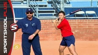How to Hit a Softball with Mike Candrea
