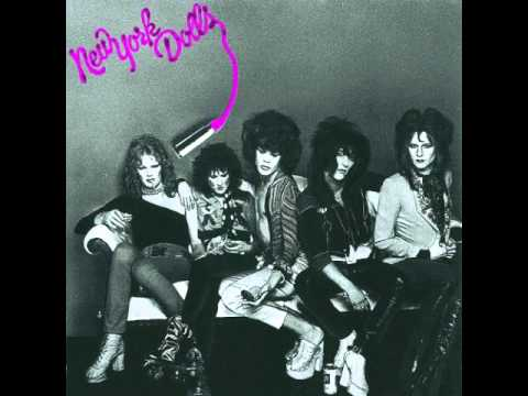 New York Dolls - Vietnamese Baby - [1973]