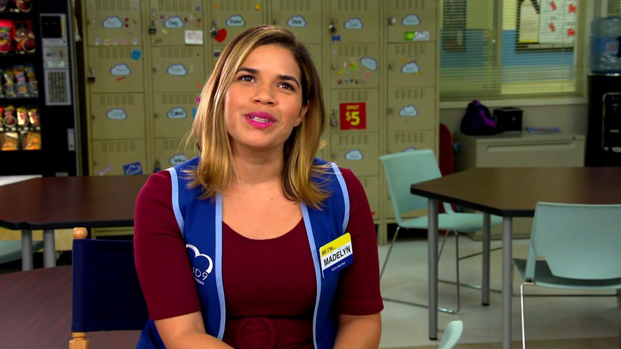 Download Superstore: Season 3 Premiere || America Ferrera Interview || SocialNews.XYZ
