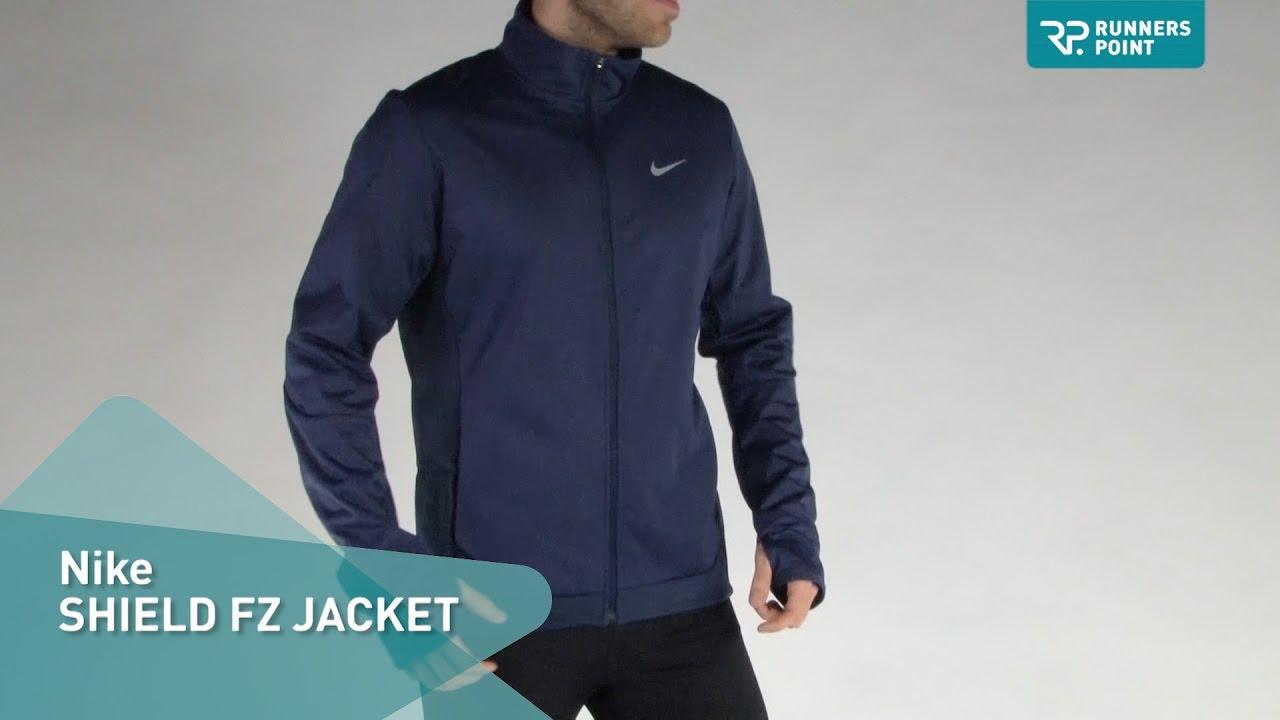 Nike SHIELD FZ JACKET - YouTube a8a0812e28fe