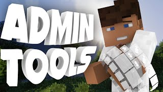 Admin Tools Plugin | Minecraft