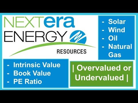 NextEra Energy Inc (NEE) Stock | Long Term Analysis | Overvalued or Undervalued |